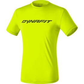 Dynafit Traverse - T-shirt manches courtes Homme - jaune